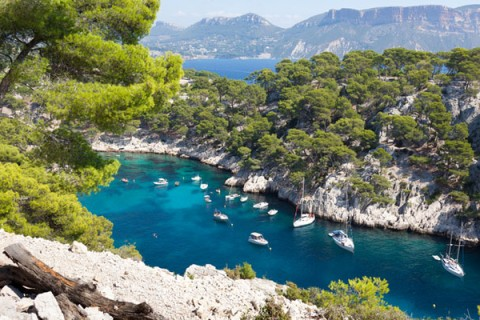Camping Marseille Mer