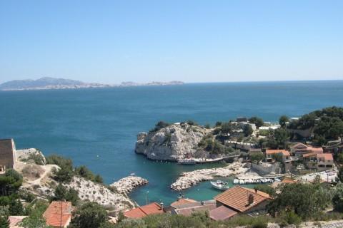 Mer Marseille Calanques